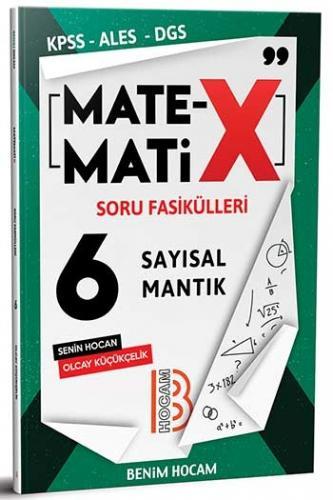 Benim Hocam Yayınları KPSS ALES DGS Matematix Soru Fasikülleri 6