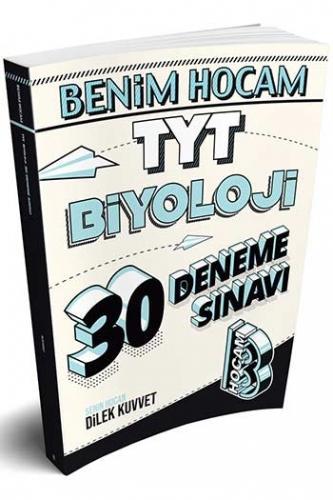Benim Hocam Yayınları TYT Biyoloji 30 Deneme Sınavı %35 indirimli Dile