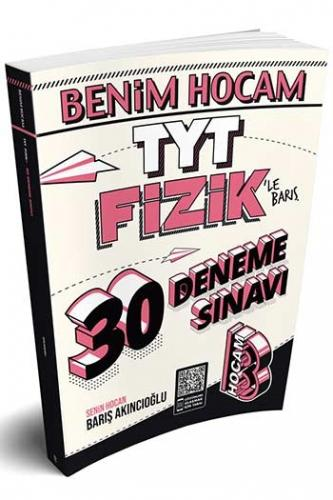 Benim Hocam Yayınları TYT Fizik 30 Deneme Sınavı