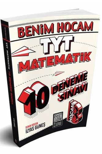 Benim Hocam Yayınları TYT Matematik 10 Deneme Sınavı %35 indirimli İl