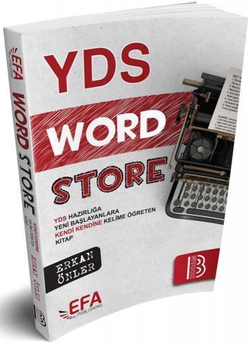 Benim Hocam YDS Word Store EFA Serisi
