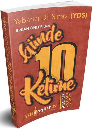 Benim Hocam YDS Günde 10 Kelime Cep Kitabı