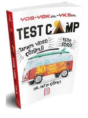Benim Hocam YDS YÖKDİL YKSDİL Test Camp Tamamı Çözümlü 1500 Soru