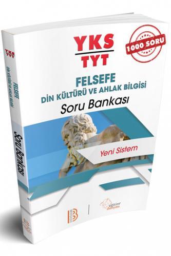 Benim Hocam YKS TYT 1000 Felsefe Soru Bankası