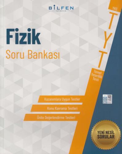 Bilfen Yayınları TYT Fizik Soru Bankası