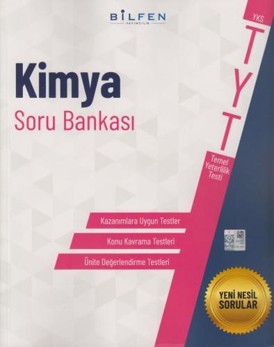 Bilfen Yayınları TYT Kimya Soru Bankası