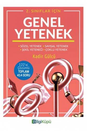 BilgiKüpü Yayınları 2. Sınıf Genel Yetenek %25 indirimli Komisyon