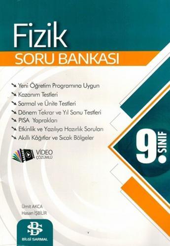 Bilgi Sarmal Yayınları 9. Sınıf Fizik Soru Bankası