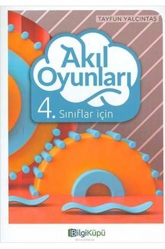 BilgiKüpü Yayınları 4. Sınıf Akıl Oyunları Tayfun Yalçıntaş
