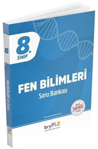 Birey Yayınları 8. Sınıf Fen Bilimleri Soru Bankası Komisyon