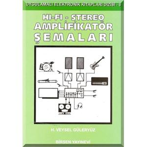 Birsen HI-FI Stereo Amplifikatör Şemaları