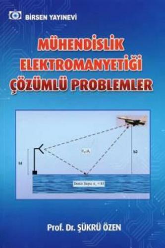 Birsen Mühendislik Elektromanyetiği Çözümlü Problemler