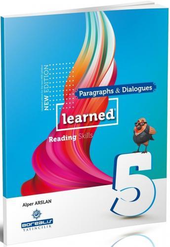 Borealis Yayıncılık 5. Sınıf Learned Paragraphs Dialogues Reading Skil