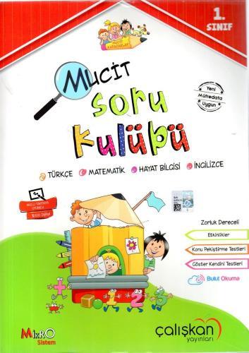 Çalışkan Yayınları 1. Sınıf Mucit Soru Kulübü