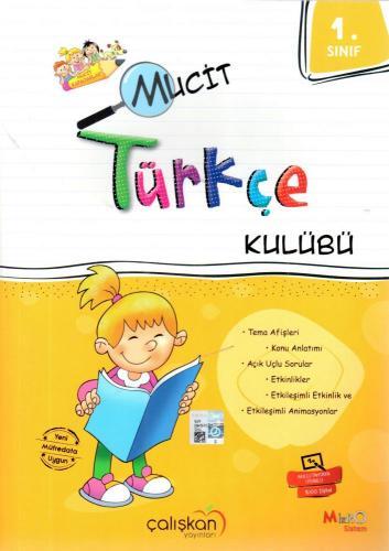 Çalışkan Yayınları 1. Sınıf Mucit Türkçe Kulübü