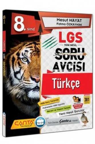 Çanta Yayınları 8. Sınıf LGS Türkçe Soru Avcısı