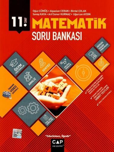 Çap Yayınları 11. Sınıf Anadolu Lisesi Matematik Soru Bankası