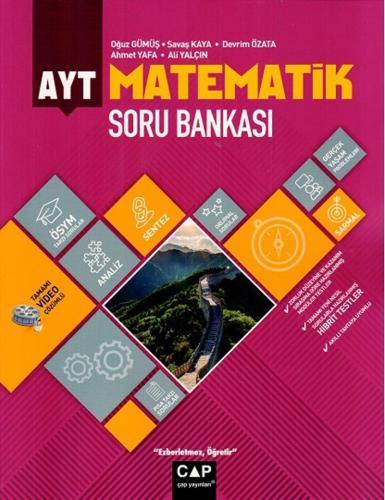 Çap Yayınları AYT Matematik Soru Bankası Oğuz Gümüş