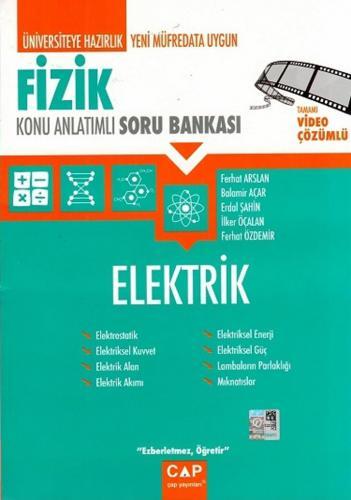 Çap Yayınları Fizik Elektrik Konu Anlatımlı Soru Bankası