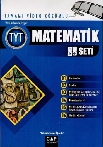 Çap TYT Matematik Seti