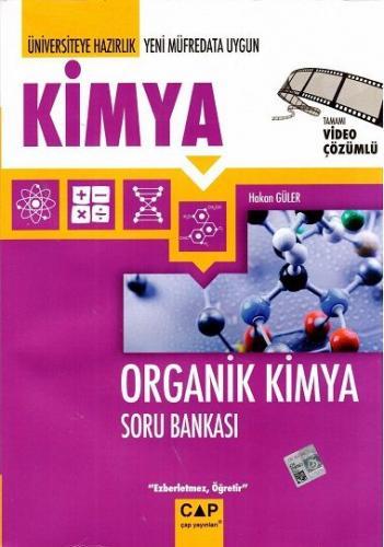 Çap Üniversiteye Hazırlık Organik Kimya Tamamı Video Çözümlü Soru Bankası
