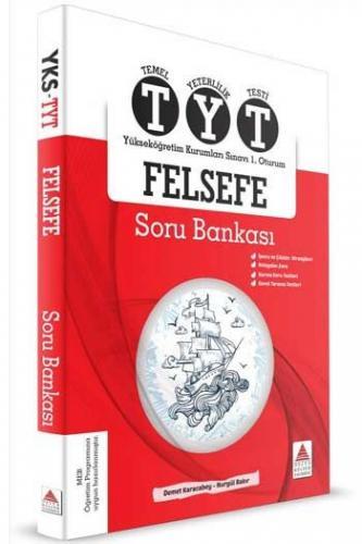 Delta Kültür YKS 1. Oturum TYT Felsefe Soru Bankası