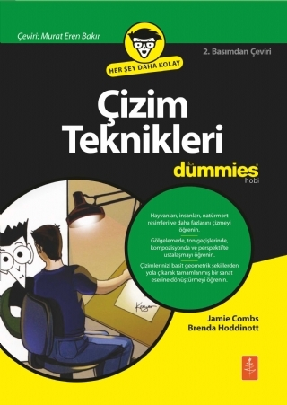 Çizim Teknikleri for Dummies - Drawing for Dummies