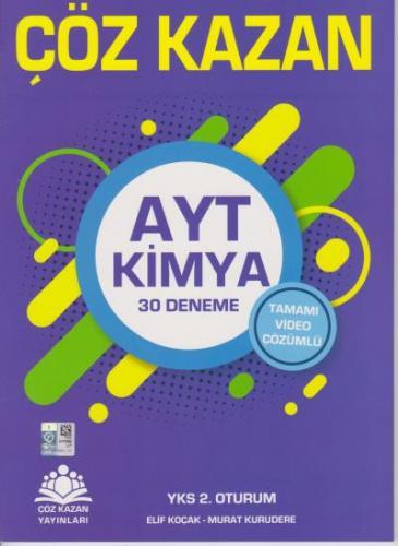 Çöz Kazan AYT Fizik Tamamı Video Çözümlü 30 Deneme