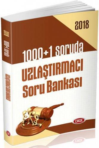 Data 1000+1 Soruda Uzlaştırmacı Soru Bankası 2018