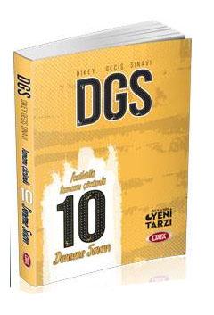 Data DGS Tamamı Çözümlü 10 Fasikül Deneme Sınavı