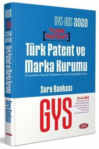 Data Yayınları 2020 GYS Türk Patent ve Marka Kurumu Soru Bankası