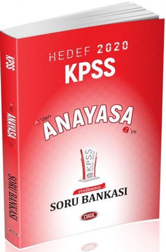Data Yayınları 2020 KPSS Anayasa Soru Bankası Komisyon