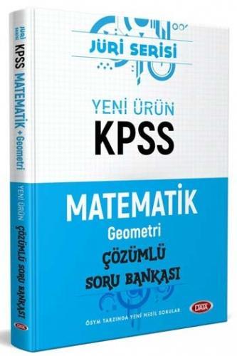 Data Yayınları 2020 KPSS Matematik Çözümlü Soru Bankası Jüri Serisi