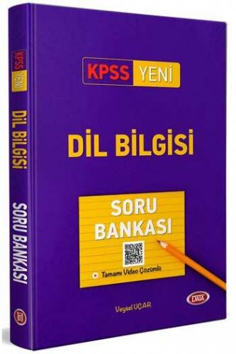 Data Yayınları KPSS Dil Bilgisi Tamamı Video Çözümlü Soru Bankası Ve