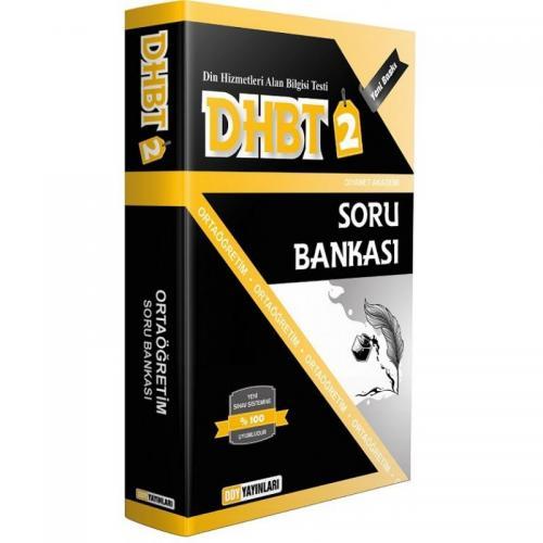 DHBT 2 Ortaöğretim İHL Soru  Bankası - DDY Yayınları