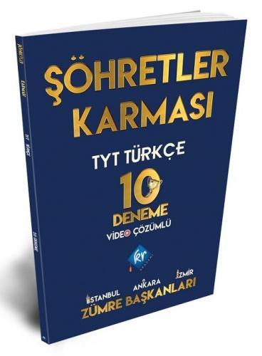 KR Akademi TYT Türkçe 10 Deneme Şöhretler Karması Video Çözümlü