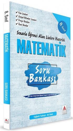 Delta Kültür 8. Sınıf Matematik Soru Bankası