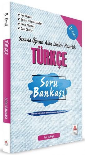 Delta Kültür 8.Sınıf Türkçe Soru Bankası