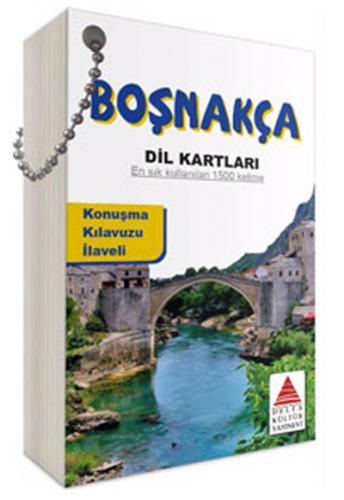 Delta Kültür Boşnakça Dil Kartları