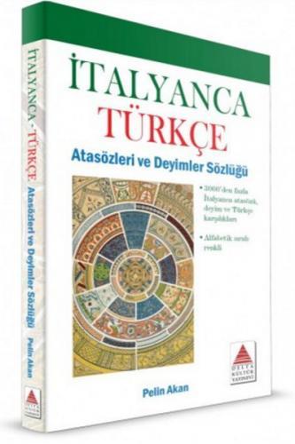 Delta Kültür İtalyanca Türkçe Atasözleri ve Deyimler Sözlüğü