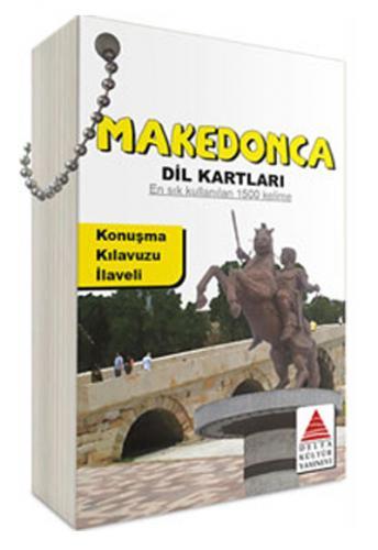 Delta Kültür Makedonca Dil Kartları