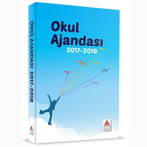 Delta Kültür Okul Ajandası 2017-2018