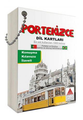 Delta Kültür Portekizce Dil Kartları