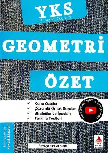 Delta Kültür TYT AYT Geometri Özet