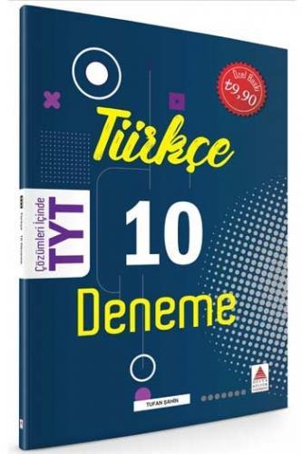 Delta Kültür Yayınları TYT Türkçe 10 Deneme