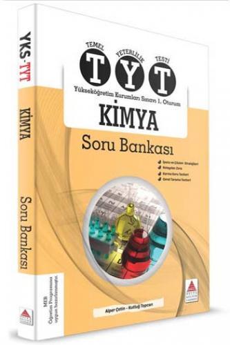 Delta Kültür YKS 1. Oturum TYT Kimya Soru Bankası