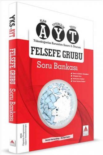 Delta Kültür YKS 2. Oturum AYT Felsefe Grubu Soru Bankası