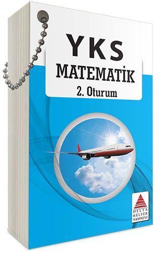 Delta Kültür YKS 2. Oturum Matematik Kartları