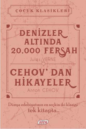 Denizler Altında 20.000 Fersah - Çehov'dan Hikayeler