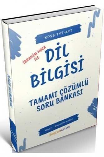 Destek Kariyer Yayınları 2021 KPSS TYT AYT Dil Bilgisi Çözümlü Soru Ba